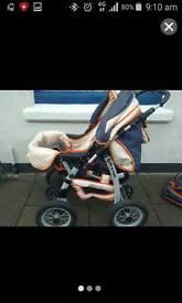 Kiddy stroller by Tako.