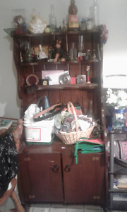 lift chair,dresser,china cabinet,cabinets