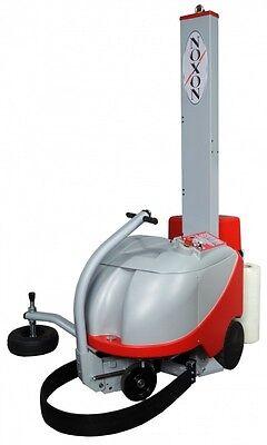 Robot Pallet Wrapper Noxon MAS 12 (Power Prestretch)