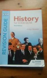 History ccea revision guide