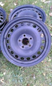 "16"" Multi fit steel rims # X42653"