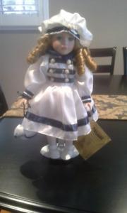 Porcelain Collector Dolls