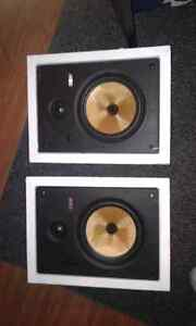 B&W Signature 7 in-wall/ceiling speakers