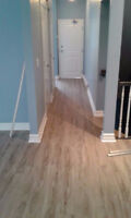Laminate & Vinyl Plank Installs Best Rates In HRM!