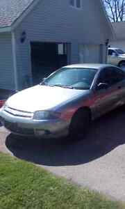 2003 Chevy Cavalier For Sale