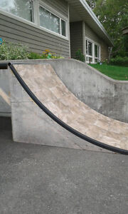 Skateboard/Scooter Ramps