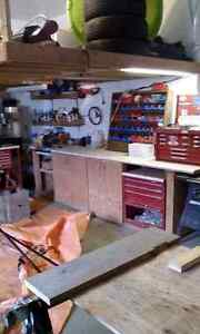 Large workbench