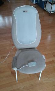 Obus Forme Heated Shiatsu Electric Massage Cushion