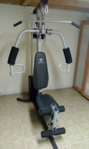 Gold's XRS 30 Home Gym