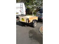Strong 5ft x 3ft trailer