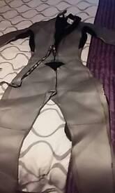Full length wetsuit