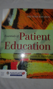 Essentials of Patient Education 2nd Edition