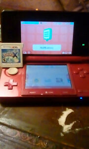 Red 3ds and pokemon x