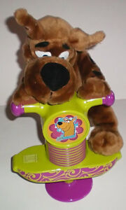 Scooby Doo Jumps Laughs Talks on Interactive Pogo Stick London Ontario image 1