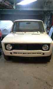 Fiat 128, 4 door sedan