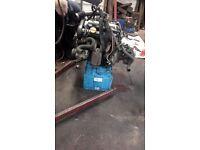 Corsa c - astra 1.8 engine conversion