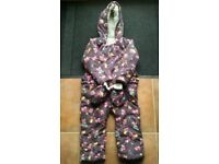 Girl winter suit 18-24 months