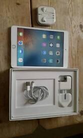 Ipad mini 3 (not ipad mini 2) 64 gb WiFi unlocked 4G immaculate condition