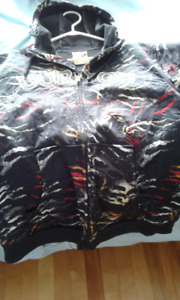 mens hoddy size large
