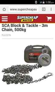 Block and tackle SCA Emu Park Yeppoon Area Preview