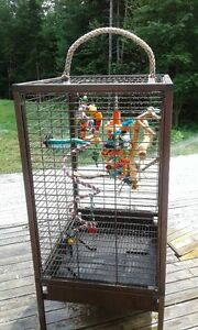 Large Bird Cage (March 29 2017 updated)