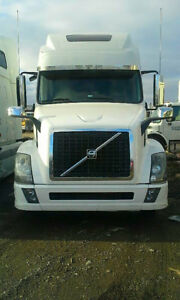 2011 Volvo with D13 Motor. Very neat & clean.