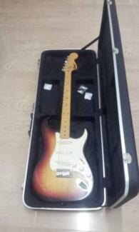 1974 GRECO STRATOCASTER TOBACCO SUNBURST Newcastle 2300 Newcastle Area Preview