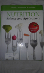 Nutrition: Science & Applications. Canadian Edition