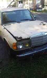 Mercedes Benz  240 D 1982 diesel