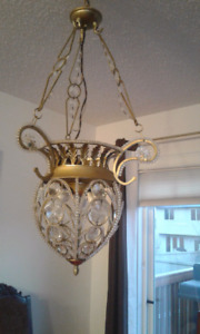Chandelier | Find or Advertise Art and Collectibles in Edmonton ...