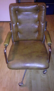Vinyl Computer Chair for Sale