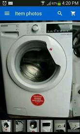 Hoover Washer 8kg load A+++ Energy **FREE FITTING AND DISPOSAL**