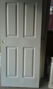 Almost New Interior Doors