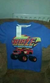 Brand new blaze t-shirts