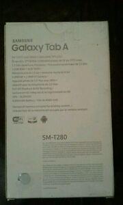 "Brand New 7"" 8gb Galaxy Tab A Kitchener / Waterloo Kitchener Area image 2"