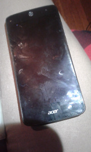 Selling my Acer phone or looking to trade for a iphone 5s or 4s