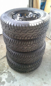 General Altimax Arctic Snow Tires