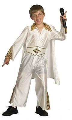 ROCK STAR KING BOYS/CHILDRENS FANCY DRESS COSTUME, KIDS BOOK WEEK