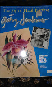 GARY JENKINS The Joy of Floral Painting-Amazing Information and