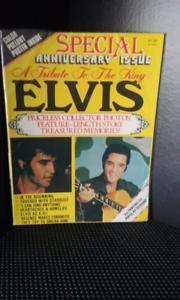 3 Collectors ELVIS magazines