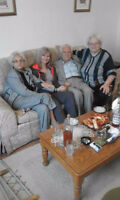caregiver for elderly persons and persons with special needs