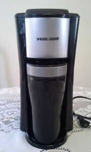 1-Cup Coffee Maker-$15