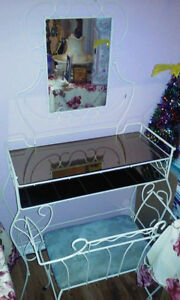 Make up Vanity with chair
