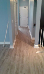 Laminate& Vinyl Plank Installs Best Rates In HRM!!