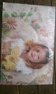 1000 piece puzzle sealed/Complete