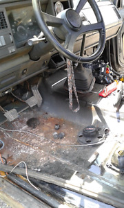 1990 GM 5 Speed manual transmission