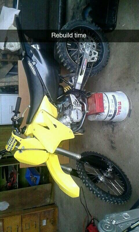 rm 85 big wheel 2009 sale or swap for bigger