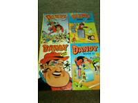 1 Beano, 3 Dandy