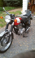 1973 VINTAGE TRIUMPH DAYTONA 500CC MODEL T100R FOR SALE!!!!!!!!