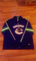 Men's Vancouver Canucks wool sweater